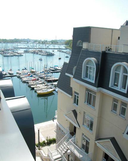 South Beach Marina Homes